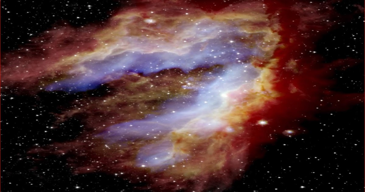Image Of The Day | The Omega nebula | Goose shape....