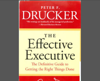 [Peter Drucker] The Effective Executive - The Definitive Guide to Getting the Right Things Done English Book in PDF