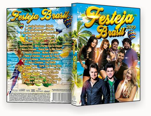 CAPA DVD – Festeja Brasil 2019 – ISO