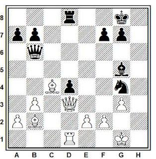 Problema ejercicio de ajedrez número 836: Bricard - Pinter (Francia, 1990)