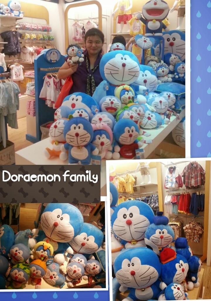 NameSherry: Doraemon Family