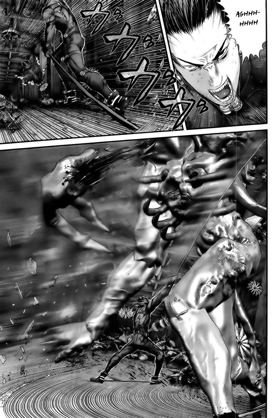 Gantz chap 356 trang 19