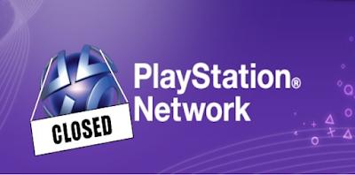 PSN down 2018