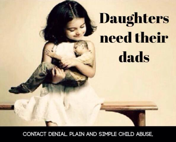 Children's Rights: Fatherless Woman Syndrome - Raising and