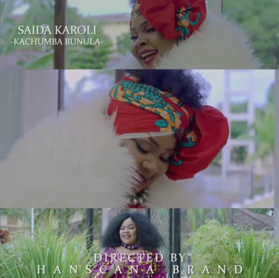 Saida Karoli - Kachumba Bunula Video