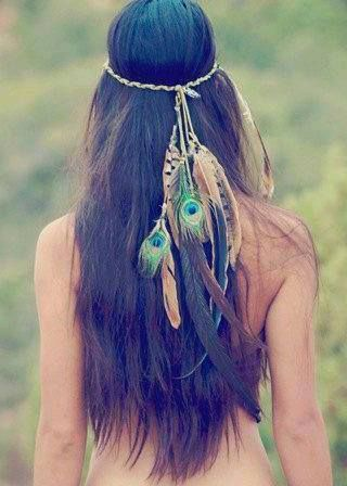La Moda En Tu Cabello Peinados Estilo Hippie Verano 2016