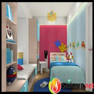 hiasan kamar tidur yang mudah dibuat