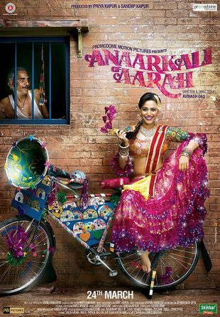 Anaarkali of Aarah 2017 Full Hindi Movie Download DVDRip 720p