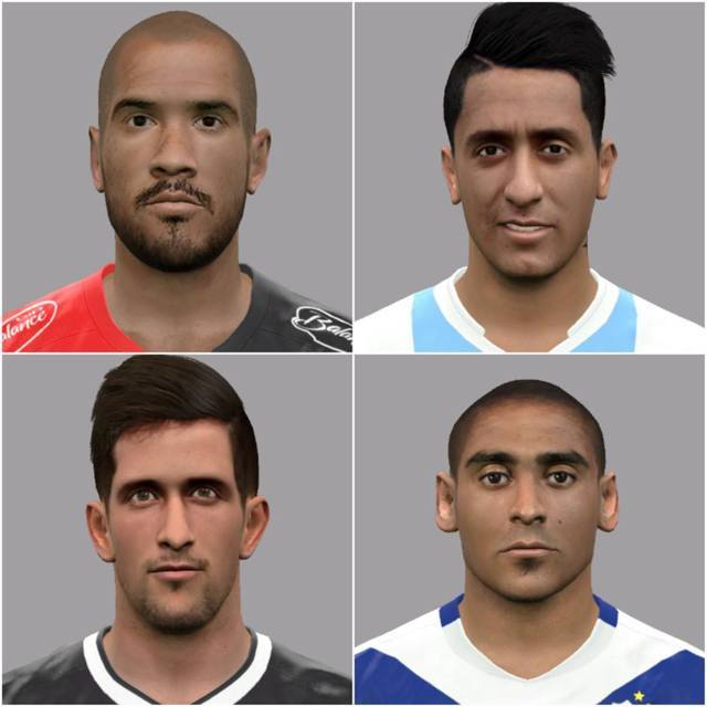 New Facepack Update PES 2017