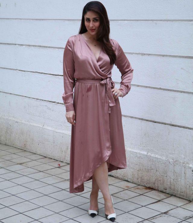 Indian Actress Kareena Kapoor Latest Fashion Photos In ...