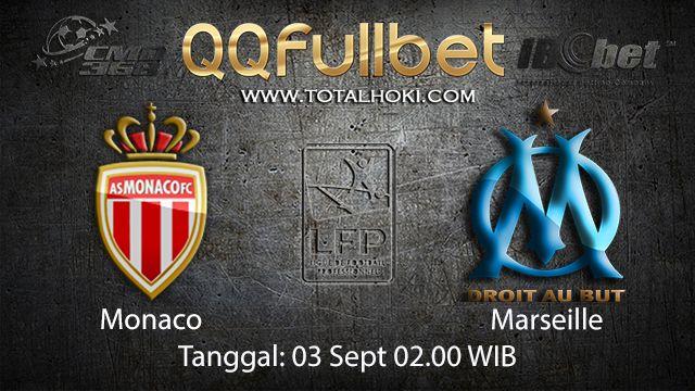 Prediksi Bola Jitu Monaco vs Marseille 3 September 2018 ( French Ligue 1 )