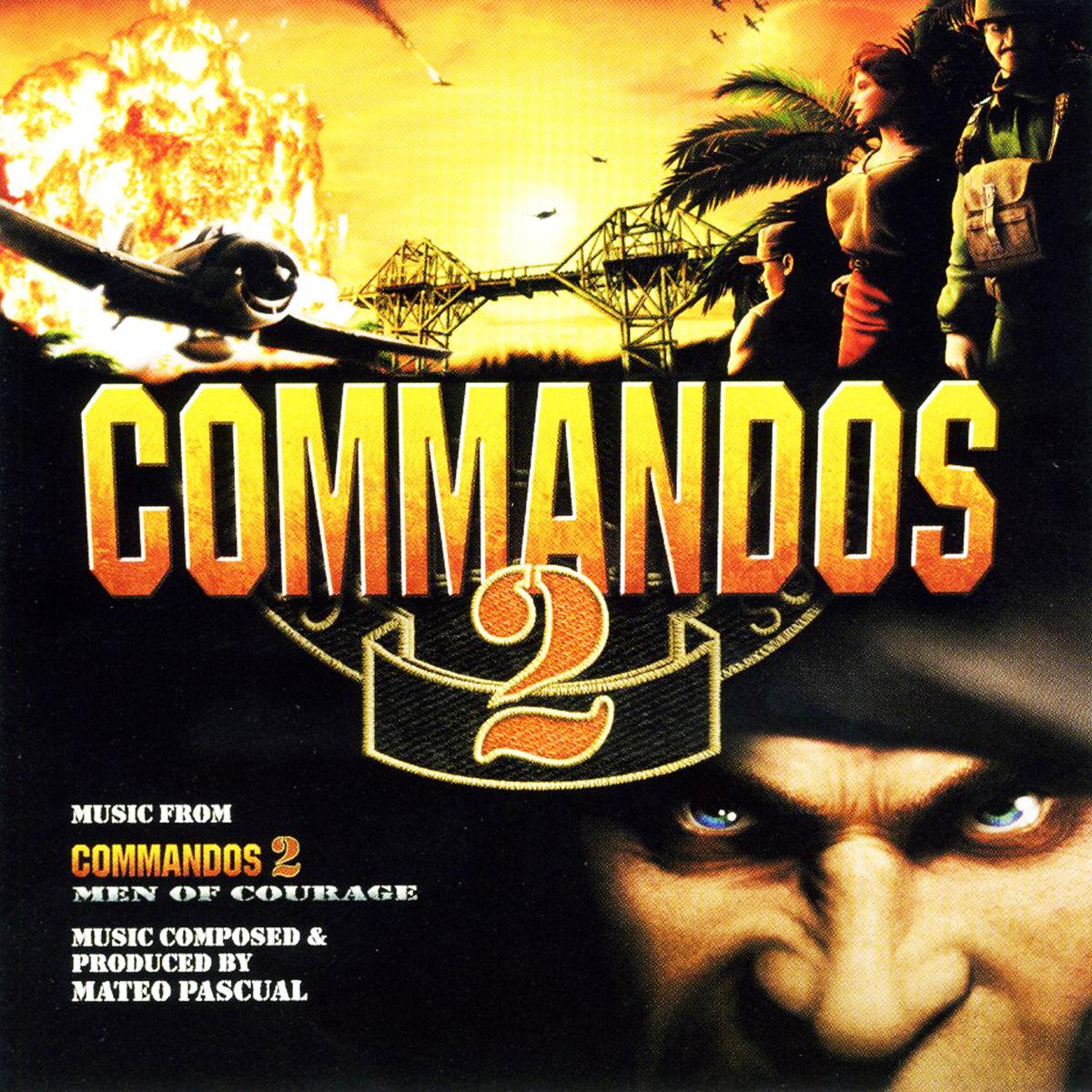 تحميل لعبة commandos beyond the call of duty كاملة مضغوطة