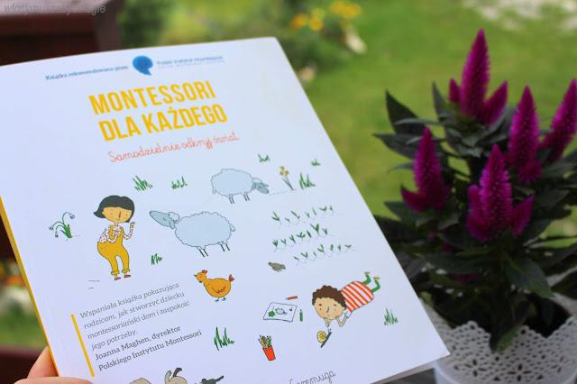 Montessori dla każdego. Samodzielnie odkryj świat – Małgorzata Ceremuga