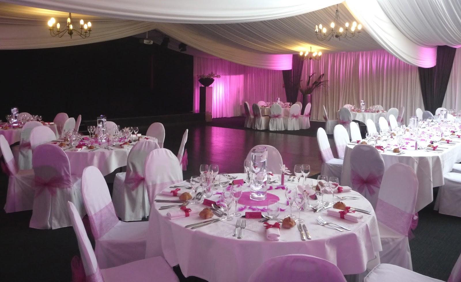 idéé et photo décoration mariage: decoration salle mariage ...