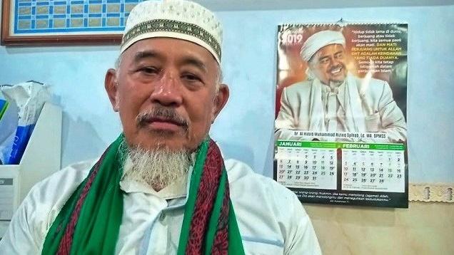 4 Kali Ma'ruf Amin Dinilai Blunder, KH Rosyad: Kiai Miliarder Masuk Politik Omongannya Meleset