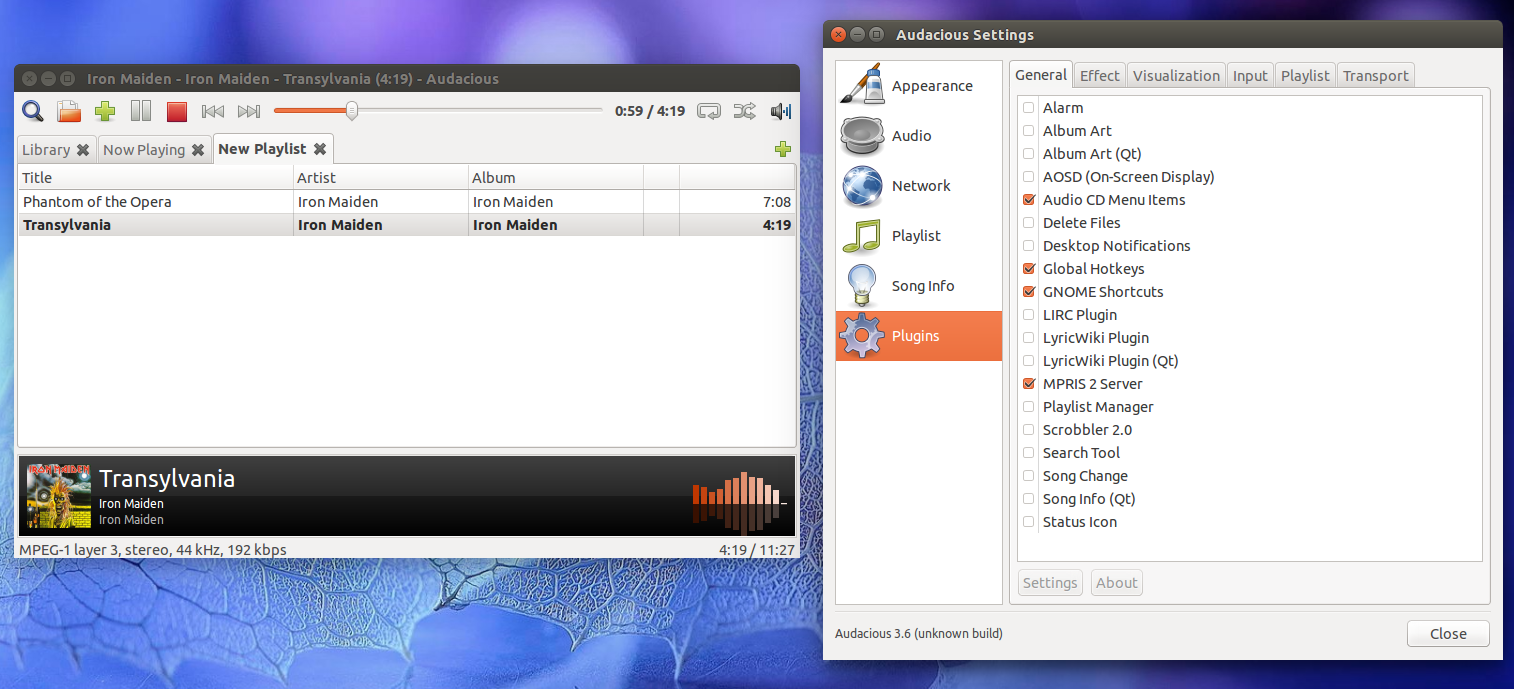 Audacious 3 6 Released, Install It In Ubuntu Or Linux Mint ~ Web