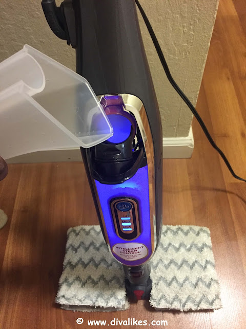Shark Genius Steam Pocket Mop System