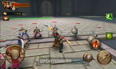 download The Heroes Of Three Kingdoms APK Game