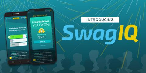 Win $10,000 on Monday Playing Swag IQ!