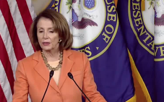 Pelosi: Sessions' Russia Contacts 'Completely Different' From Loretta Lynch's Secret Meetings With Bill Clinton [VIDEO]