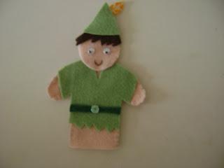 DSC05889 - Dedoche estória infantil, Peter Pan