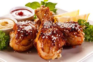 اشهي وصفه لإعداد أفخاد الدجاج بأقل سعرات حراريه ممكنه