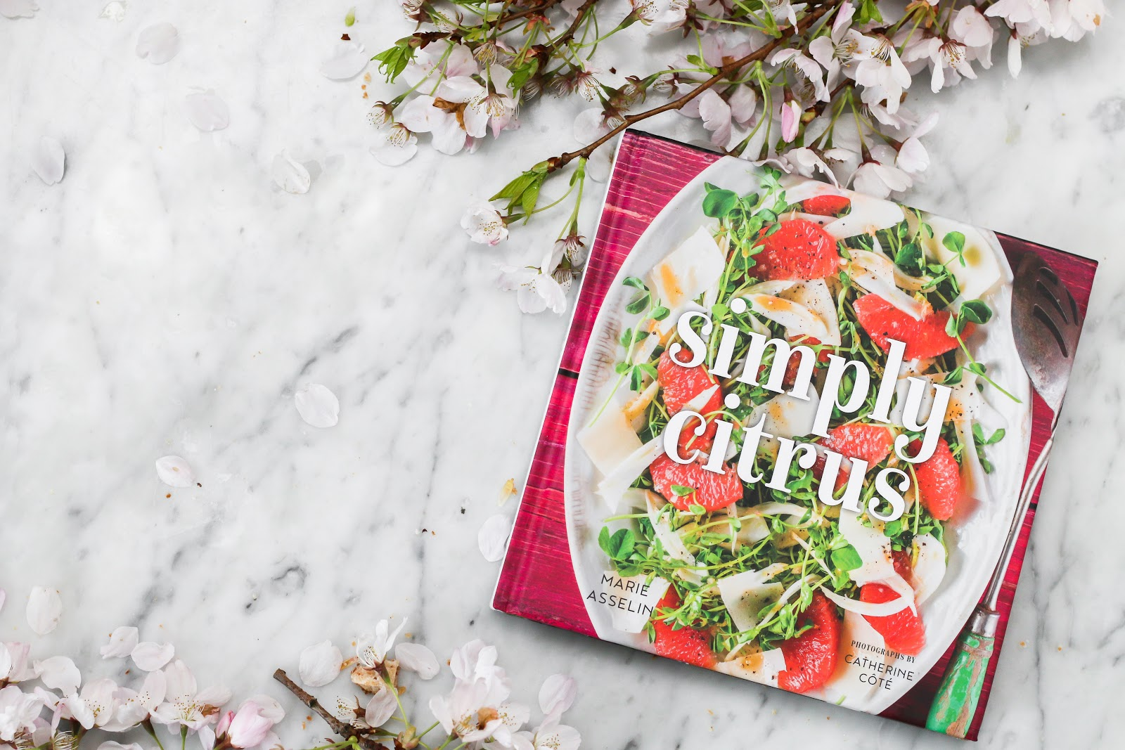 Simply Citrus Cookbook