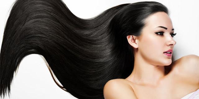 Cara Meluruskan Rambut Keriting Dengan cara Alami