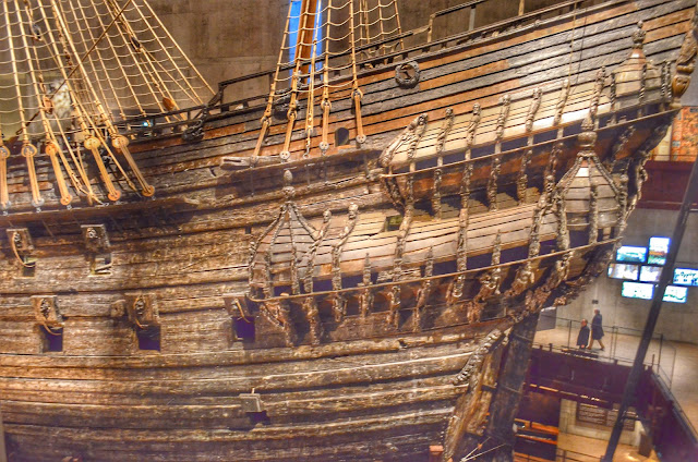 музей васа стокгольм, стокгольм что посмотреть,корабль васа