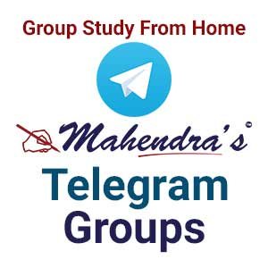 Mahendra's Telegram Group