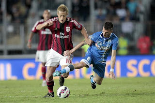 Live Streaming of AC Milan VS Empoli FC