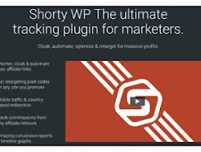 SHORTY WP - PLUGIN CLOAKER WORDPRESS TO INCREASE AFFILIATED REVENUE