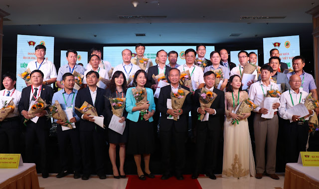 Hoạt động của đoàn Hưng Yên tại ngày hội DNDN Họ Dương Việt Nam 2018
