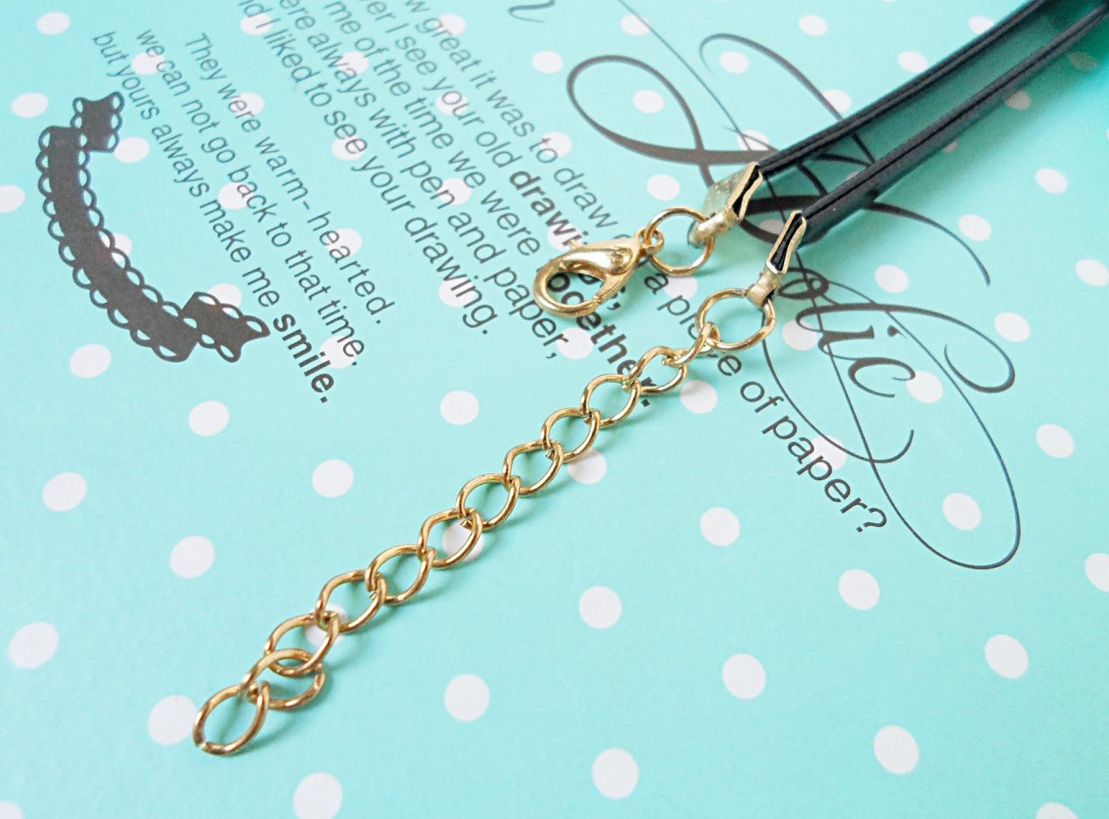 liz breygel beauty blogger fashion blogger choker Necklace Rosegal