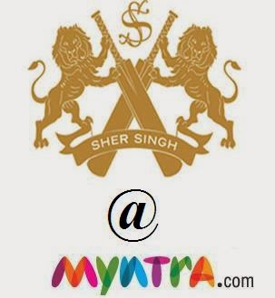 Quality Product @ Steal Price: Flat 40% Off + Additional 30% Off on Shersingh Men's Apprels