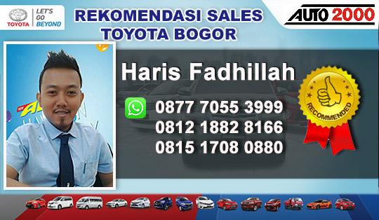 Toyota Bogor Barat
