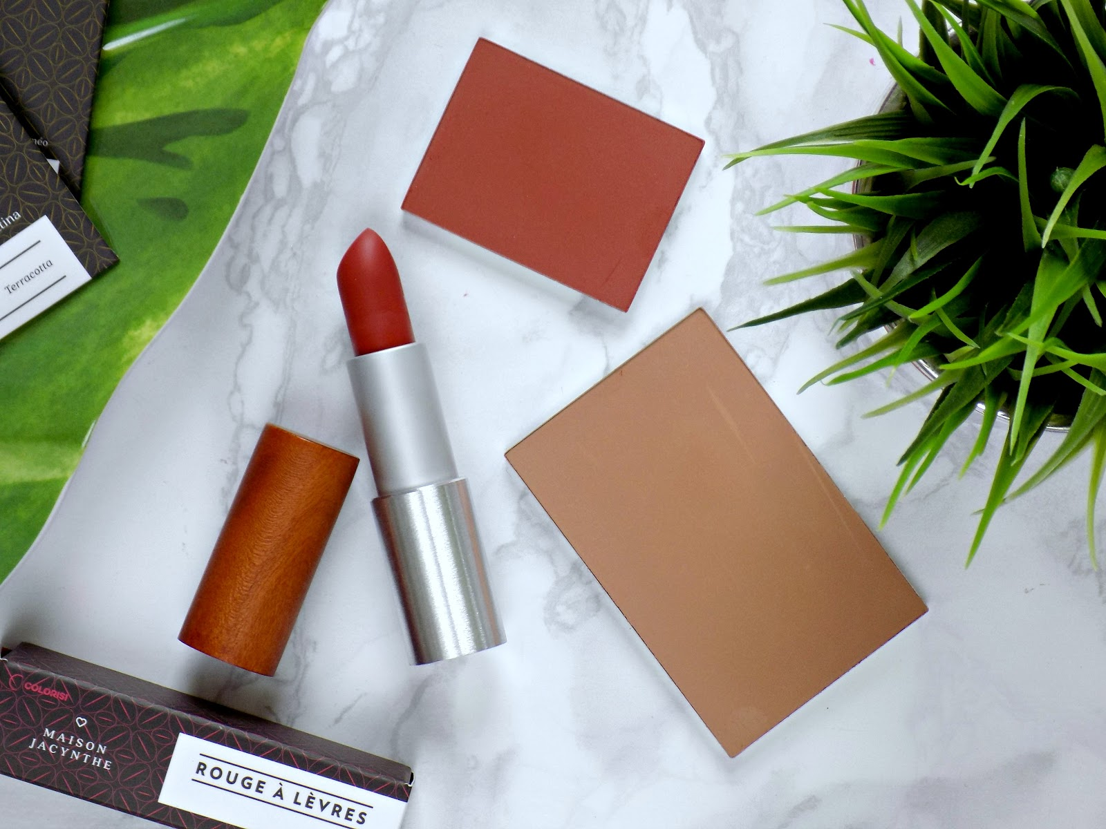 new makeup products from Maison Jacynthe