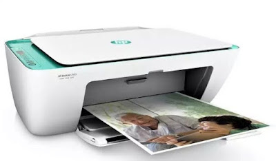 HP DeskJet 2600 All-in-One Printer series - Free Download Driver