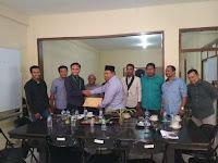 Tim Pemantau Independen HMI Cabang Malang Laporkan Agenda MPR RI ke Bawaslu
