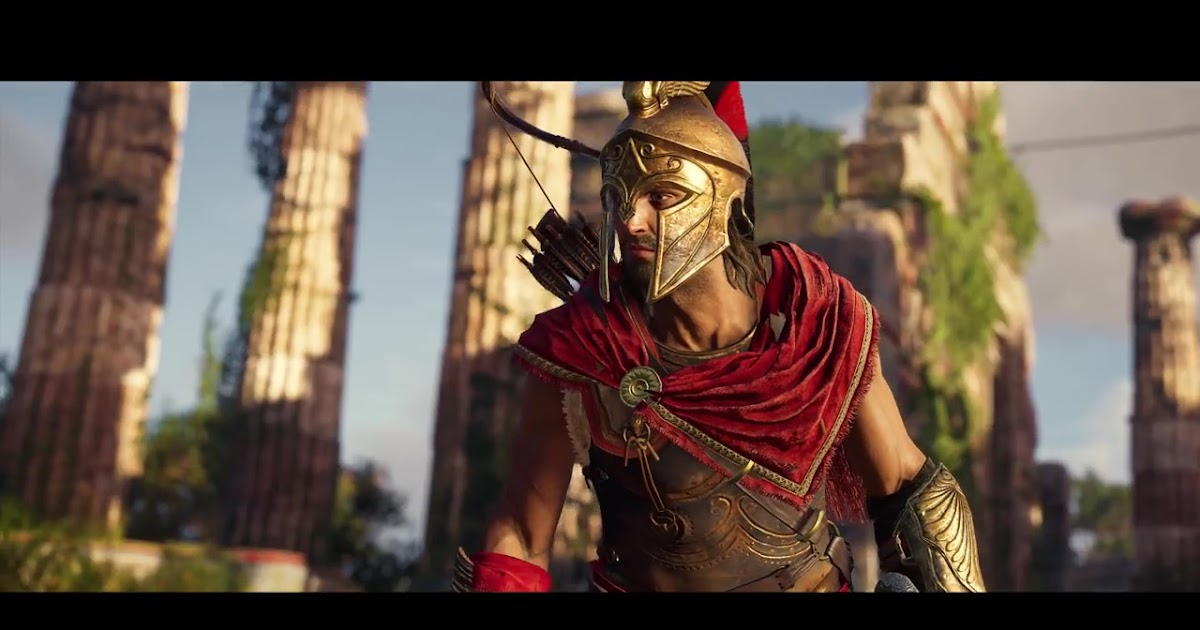 Assassins Creed Odyssey Romance Options: Same-Sex And More