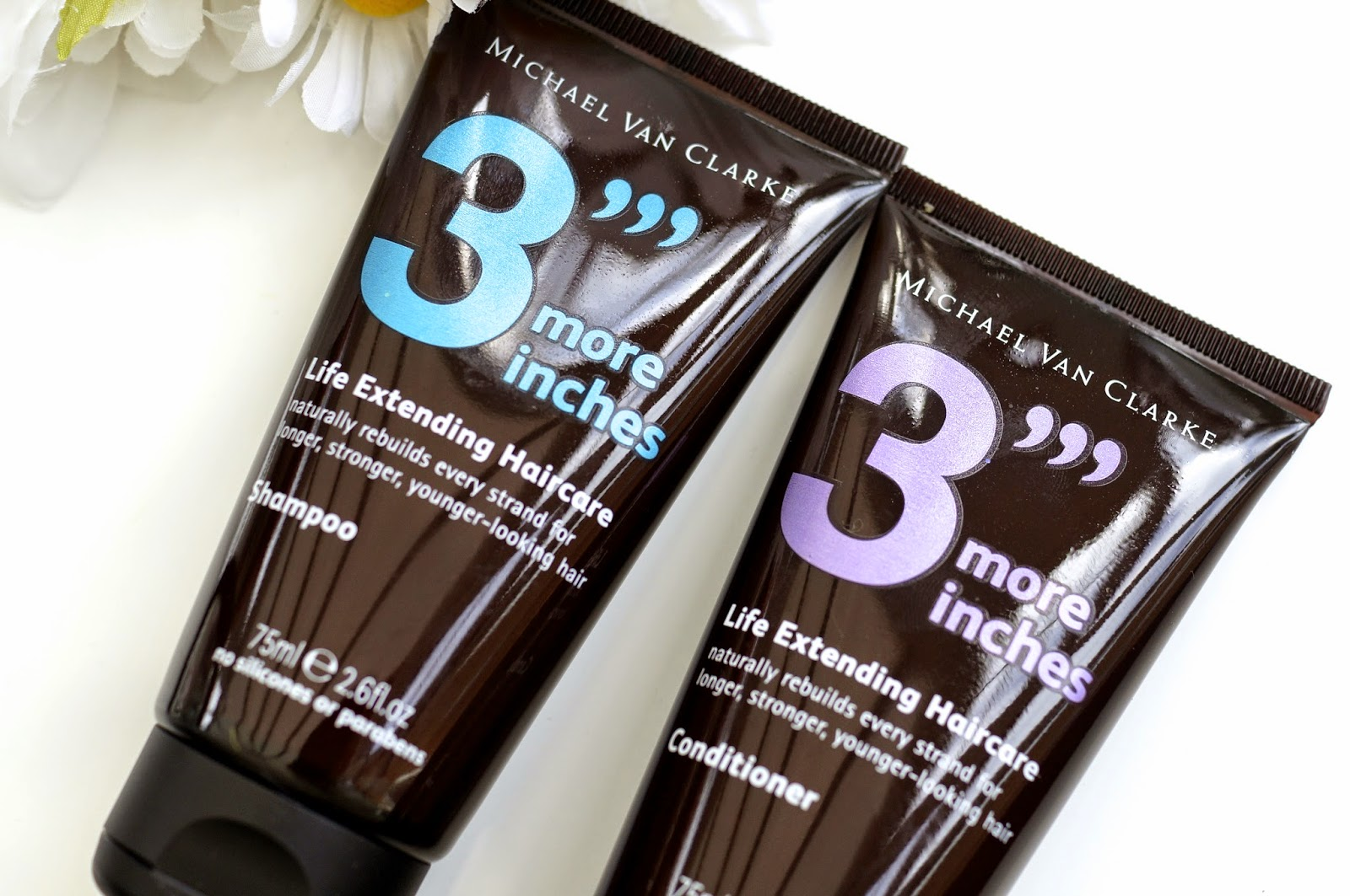 Michael Van Clarke 3 More Inches Life Extending Haircare