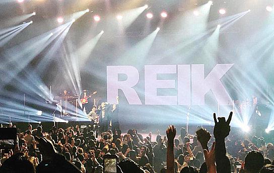 Reik se presentó con sold-out show en el Dolby Theater de Los Ángeles