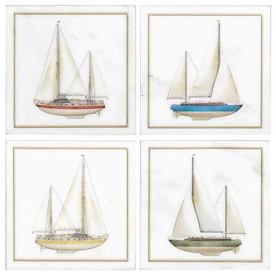 Sailboat accents