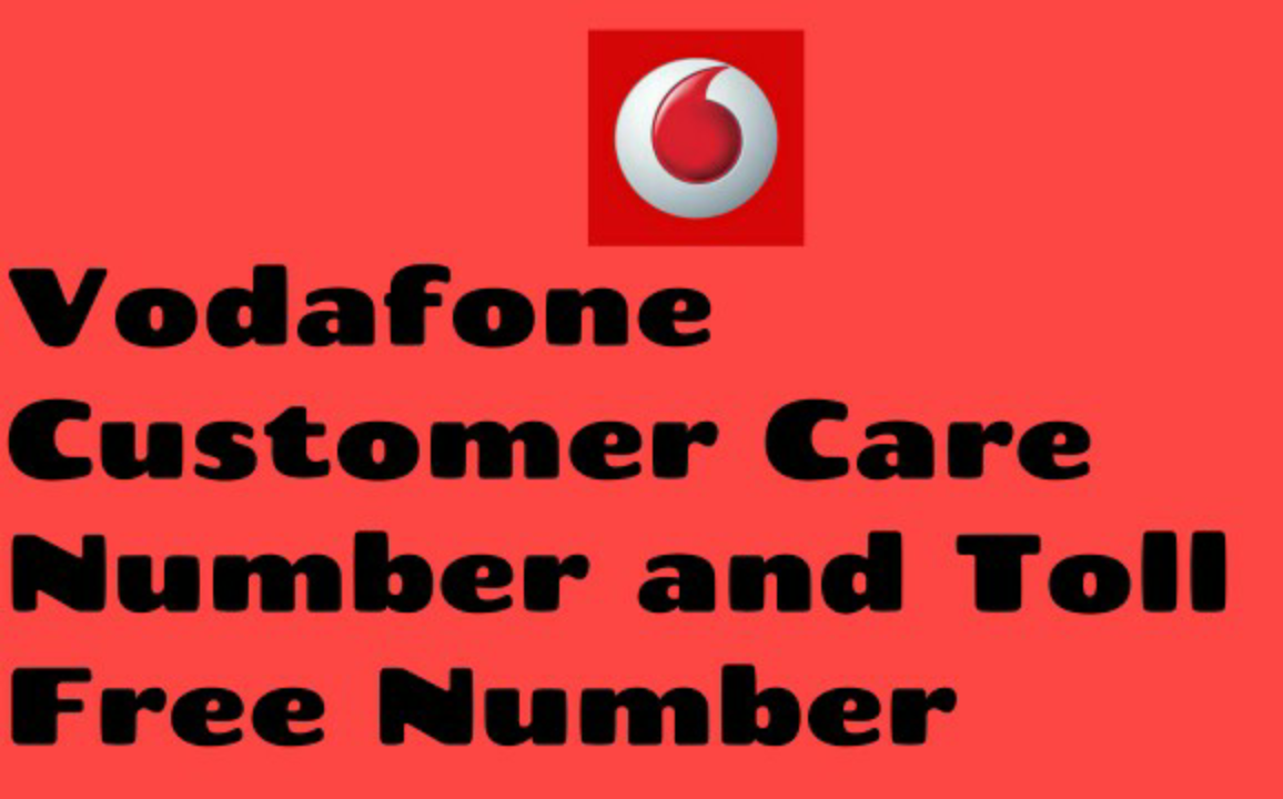 Andhra Pradesh & Telangana Vodafone Customer Care Number & Toll Free