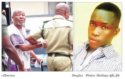 Ex-NNPC Staff Sentenced To Death For Murder of His Daughter's Boyfriend