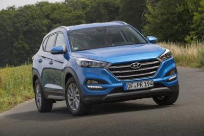 Hyundai Tucson Advantage Special Model 2017