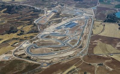 motorland circuito motos hostal alcorisa