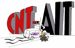 Sección Sindical de CNT-AIT en MRW/CTC