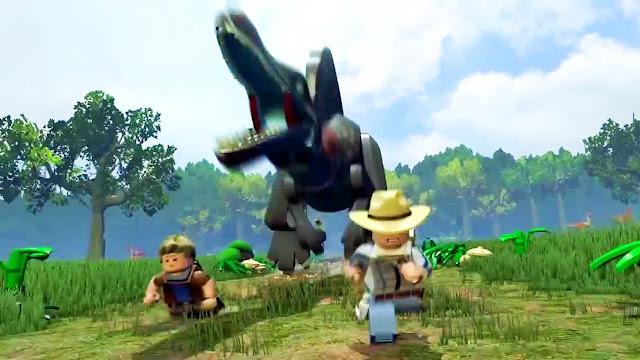 LEGO Jurassic World Screenshot-1