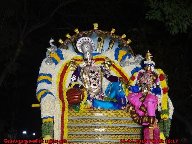 Anandha Padmanabha Swamy Brahmothsavam